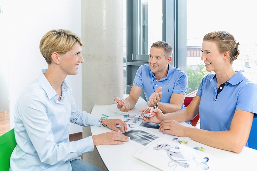 Modernste Technologien und Behandlungserfolg Doktor Geserick